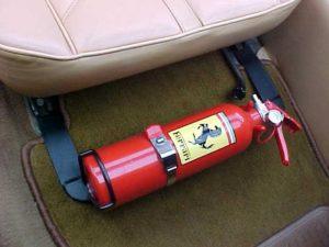 огнетушитель в машину